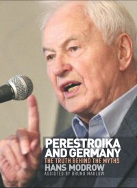 Perestroika and Germany - cover