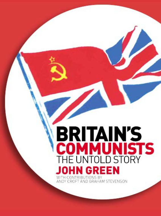Britain's Communists - cover