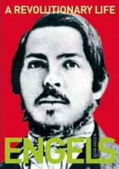 book cover - Engels: A Revolutionary Life